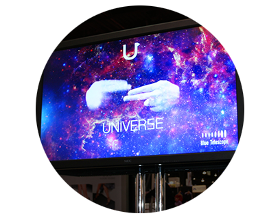 UNIVERSE : Booth Animations