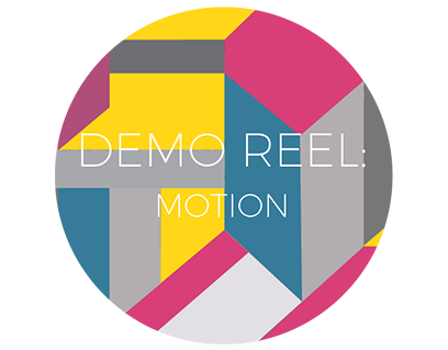 DEMO REEL: Motion